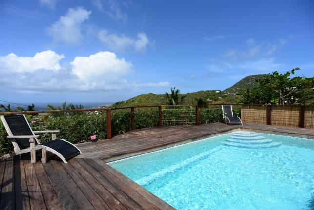 Villa Blue Horizon St Barts Rental Villa Blue Horizon - Image 1 - Saint Barthelemy - rentals