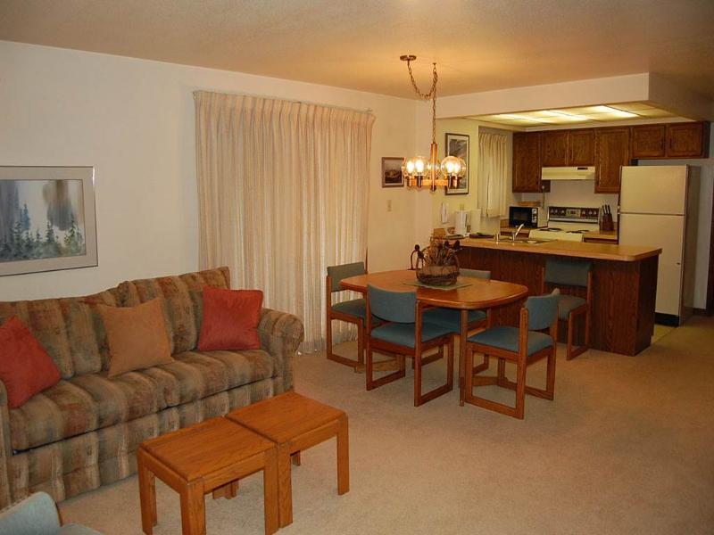 Hi Country Haus Unit 2501 - Image 1 - Winter Park - rentals