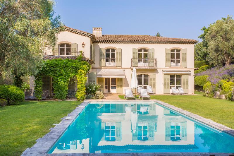 Villa Mougins - Image 1 - France - rentals