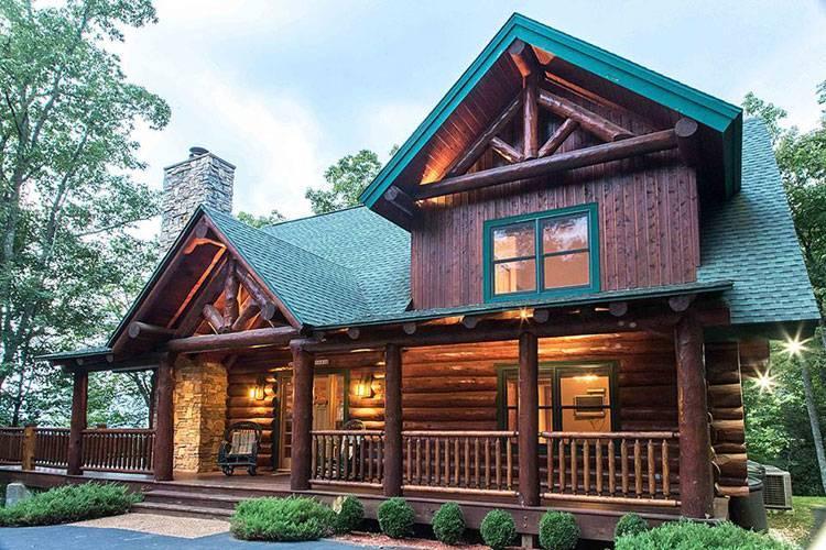 Mountain Heritage Lodge - Image 1 - Sylva - rentals