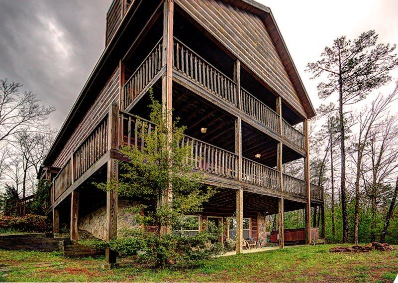 RR Retreat 4 bedroom mountain view luxury - R&R Retreat - Spectacular Long Range Mountain Vie - Blue Ridge - rentals