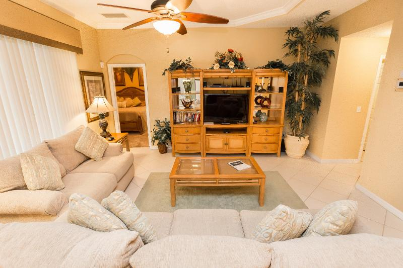 Family Room - Golden Palms, luxury of the highest quality - Kissimmee - rentals