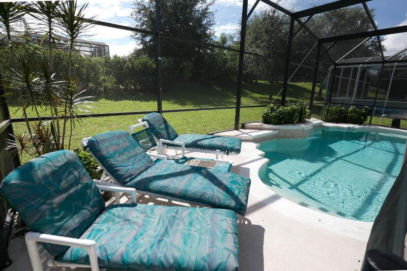 The Pool - 5 BEDROOM EXECUTIVE POOL HOME NEAR  ATTRACTIONS - Davenport - rentals