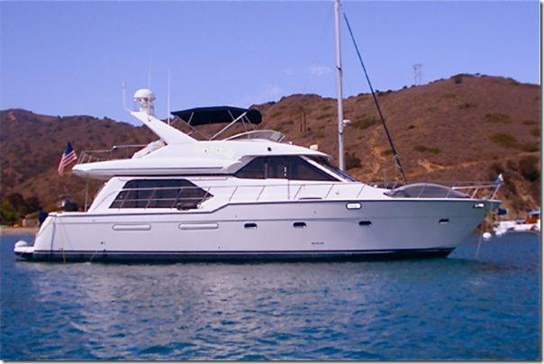 "Ebenum Princessa at Catalina - Luxury Boat and Breakfast - ""EBENUM PRINCESSA"" - Pacific Beach - rentals"