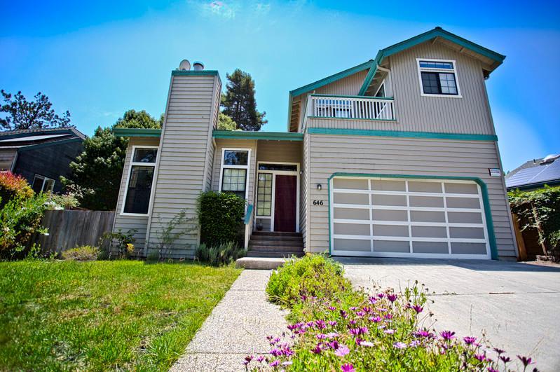 646/Hidden Beach House*WALK TO BEACH/ PARK* - 646/Hidden Beach House*WALK TO BEACH/ PARK* - Aptos - rentals