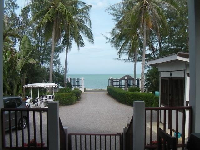 Uninteruppted Sea View - PRANBURI BEACH FRONT HOUSE - Hua Hin - rentals