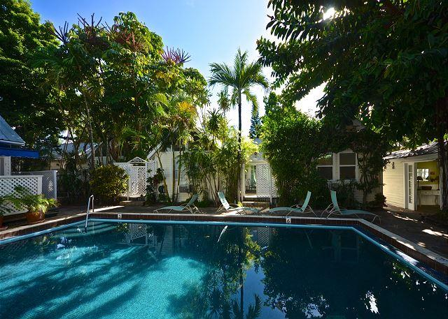"""OCEANA SUITE"" - Quiet 'Old Town' Cottage - Beautiful Shared Pool - Image 1 - Key West - rentals"