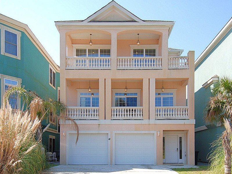 Exterior - Crabline 41 - Hilton Head - rentals