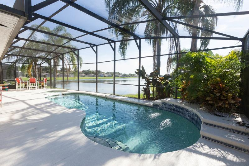 The Pool - 'The Retreat' - Explore Disney & Florida in style - Kissimmee - rentals