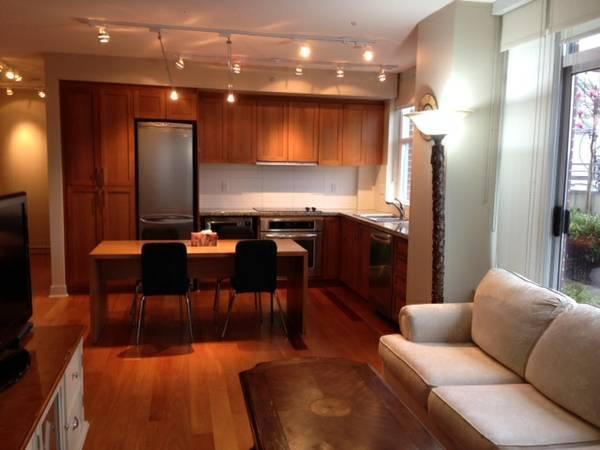 Modern New 2Br+den Near Kits Beach! - Image 1 - Vancouver - rentals