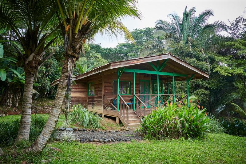 Cabina Lagunas - Cabina Lagunas in the jungle 10 min from Dominical - Dominical - rentals