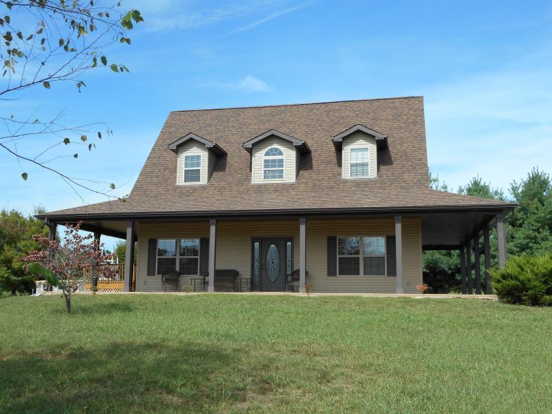 129 Dragon's Hideaway - 129DragonsHideaway-Vacation home Smoky Mtn Views - Maryville - rentals