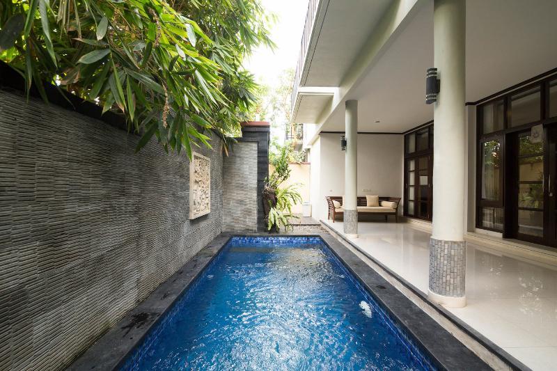 The Pool - 3 Bedroom Budget Private Villa Seminyak - Seminyak - rentals