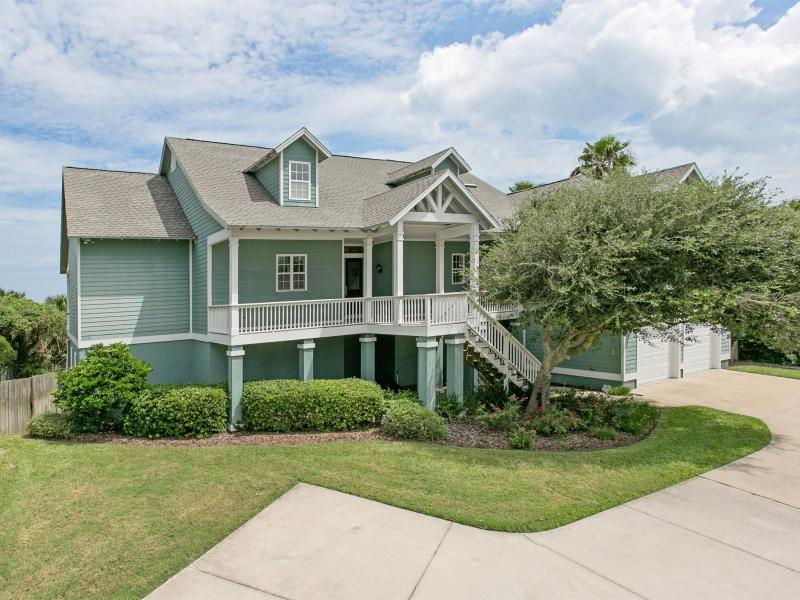 SEAWATCH- New Luxury 4/4 Oceanfront Home-Elevator! - Image 1 - Ponte Vedra Beach - rentals