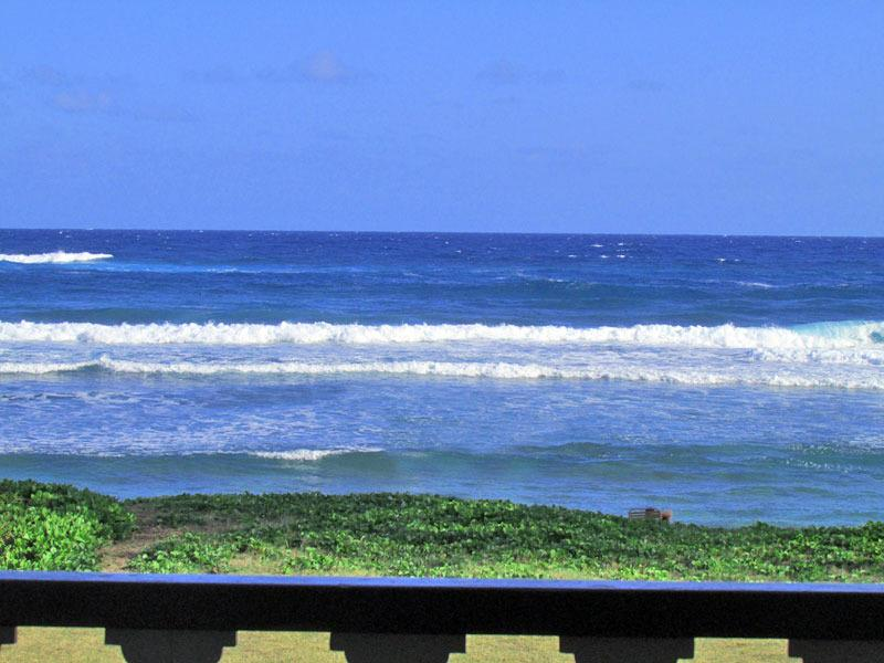 Unobstructed Ocean Front and Views from Your Room - Beachfront - Stunning Unobstructed Oceanfront - Kapaa - rentals