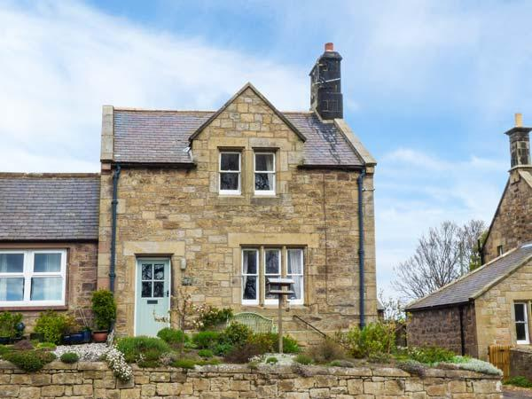 LIME TREE COTTAGE, family friendly, character holiday cottage, with a garden in Chatton Near Wooler, Ref 6803 - Image 1 - Chatton - rentals