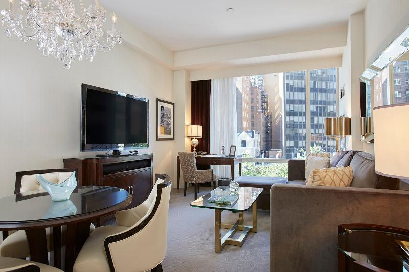 Luxury Apartment at the Trump Int'l Tower - Image 1 - New York City - rentals