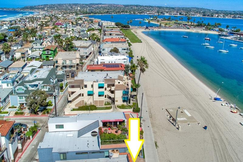 ***Beautiful WATER FRONT Destination*** - Image 1 - Pacific Beach - rentals