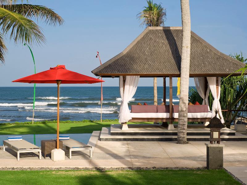Villa Pushpapuri - Garden bale with views of the pool and sea - Villa Pushpapuri - an elite haven - Sanur - rentals