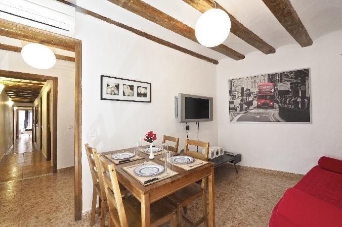GOTICO RAMBLA XII - Image 1 - Barcelona - rentals