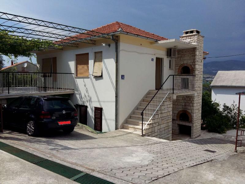 house - 6129 A1 Donji(4+2) - Mastrinka - Mastrinka - rentals