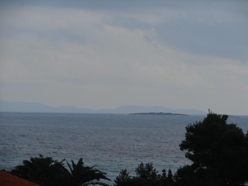 SA1(2+1): terrace view - 01517OREB SA1(2+1) - Orebic - Orebic - rentals