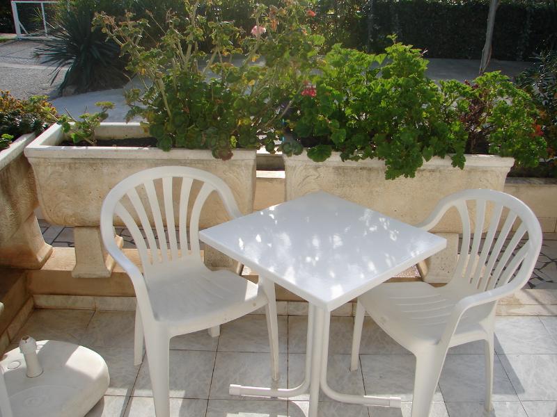 SA2(2): garden terrace - 00617VIGA SA2(2) - Viganj - Viganj - rentals