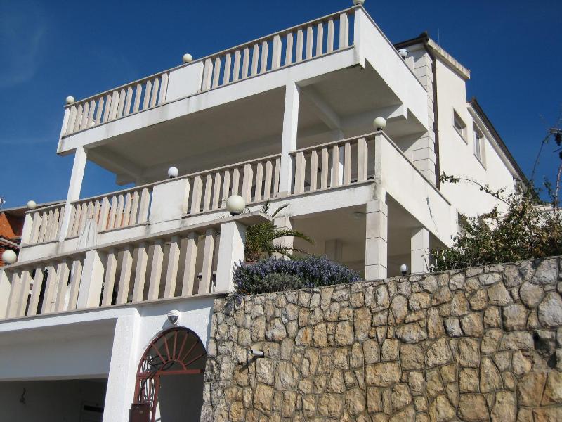 house - 001OKRGD  A3(2+2) - Okrug Donji - Okrug Donji - rentals