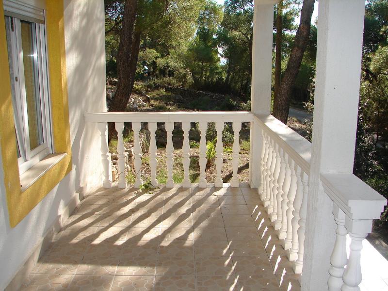 A1(4+2): terrace - A00304RUKA A1(4+2) - Cove Rukavac - Rukavac - rentals