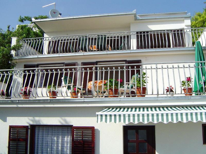 house - 2229  A1 Veliki gornji (4+1) - Okrug Gornji - Okrug Gornji - rentals