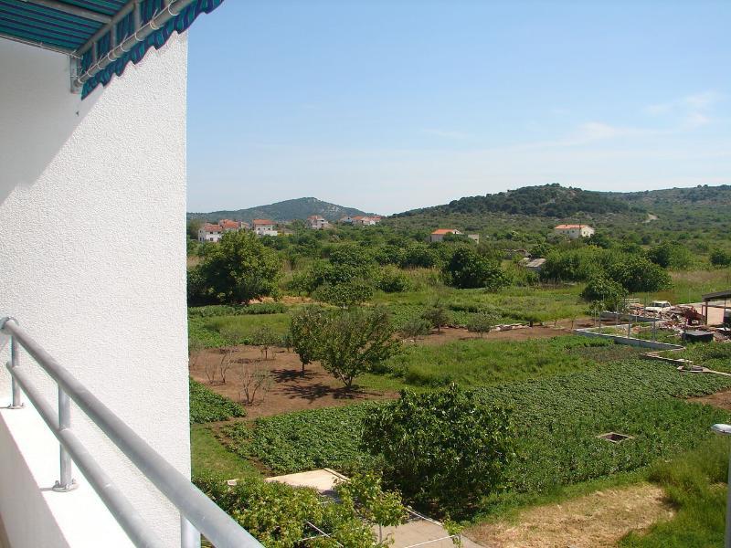 A1(2+2): terrace view - 2530  A1(2+2) - Betina - Betina - rentals