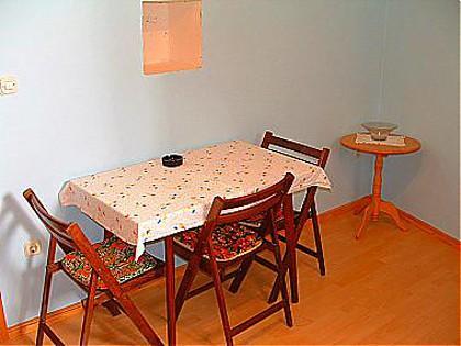 A1(2+1): dining room - 00704KOMI  A1(2+1) - Komiza - Komiza - rentals
