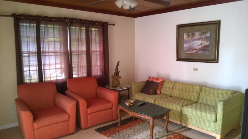 Living Room - Tangerine Sunsets Fairchild - Nassau - rentals