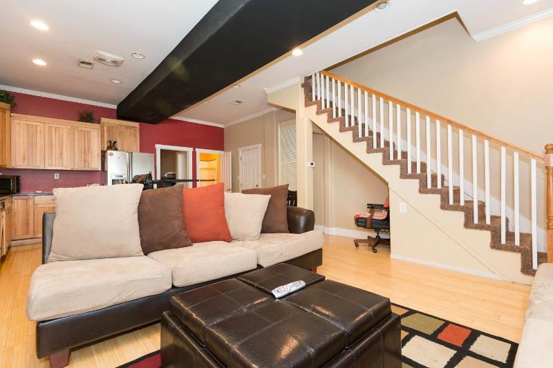Living Room - 3BR/2BA House Downtown Denver Walk Everywhere - Denver - rentals