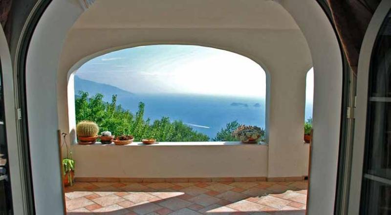 01 Villa Incanto sea view - VILLA INCANTO - Sant'Agata - Sorrento area - Sant'Agata sui Due Golfi - rentals