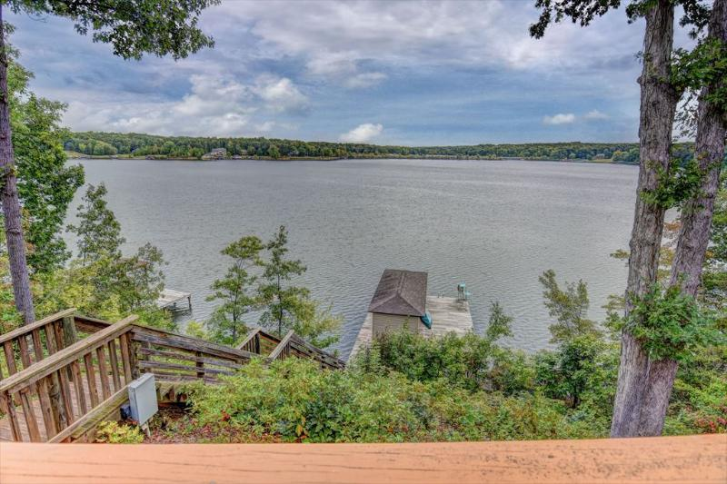 View From Deck - Eagles Nest 109580 - Mineral - rentals