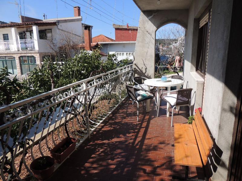 A1(4+2): terrace - 7773  A1(4+2) - Vinisce - Vinisce - rentals