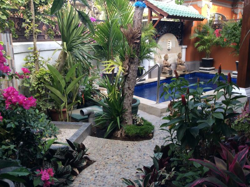 View of pool and part of the garden area - Absolute Gem 1.5 Bds Grt Value - Sanur - rentals
