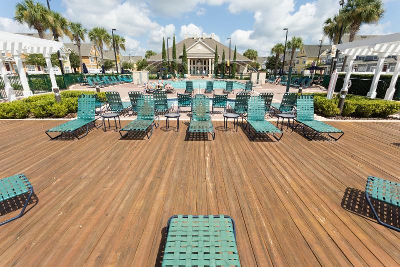 The Club House Pool - Villas at Seven Dwarfs 25 - Kissimmee - rentals