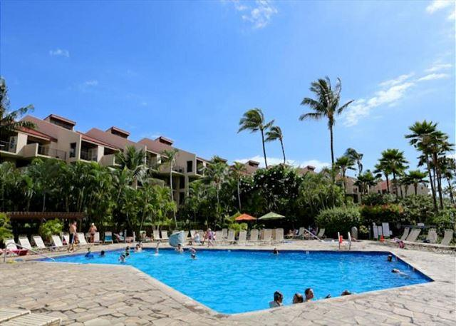 Kamaole Sands - Spectacular 1 Bd 2 Bath Unit!  Fantastic Location in the Complex! Great Rates - Kihei - rentals