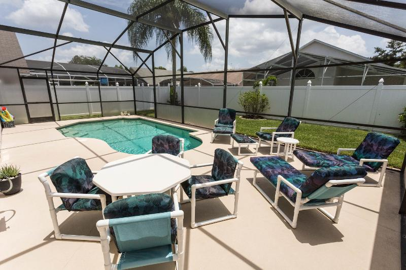 South facing pool - Luxury Florida villa - Kissimmee - rentals