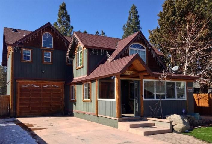 Casa Bella - Image 1 - Big Bear City - rentals