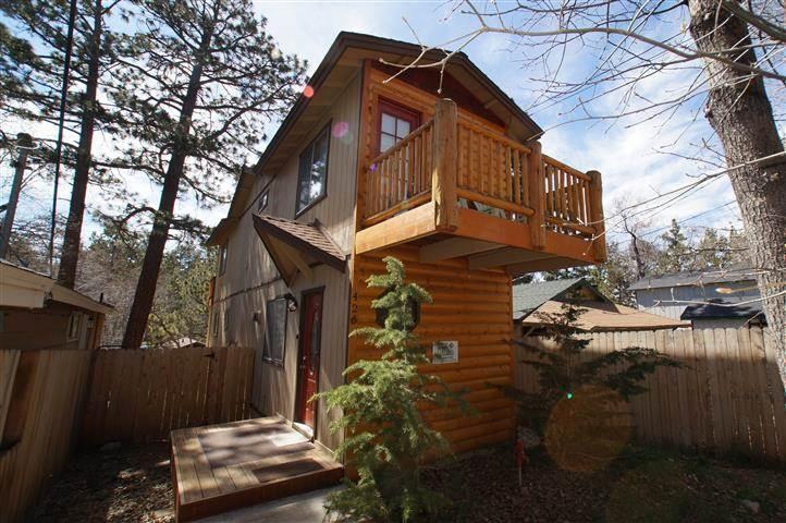 Juniper Log Cabin - Image 1 - Sugarloaf - rentals