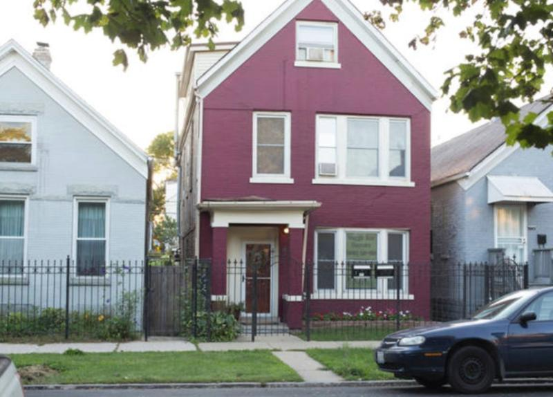 Front of the house - Private Apartment, Near White Sox & Midway Airport - Chicago - rentals