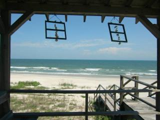 Lott Beach House - Oceanfront - Georgetown vacation rentals