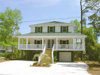 Deetjen Beach House - Pawleys Island vacation rentals