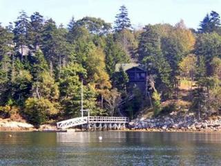 Linekin Log Cabin East Boothbay - Mid-Coast and Islands vacation rentals
