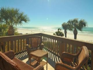 Balcony view - Firethorn 330 - Siesta Key - rentals