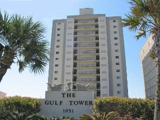 Gulf Tower 4C ~ Cozy Beachfront Condo with Pool - Gulf Shores vacation rentals