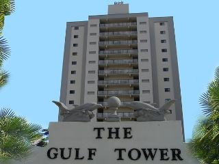 Gulf Tower 1C ~ Great Beachfront Studio! - Gulf Shores vacation rentals